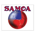 Samoa football team Small Poster