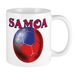 Samoa football team Mug