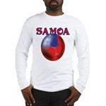 Samoa football team Long Sleeve T-Shirt