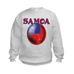 Samoa football team Kids Sweatshirt