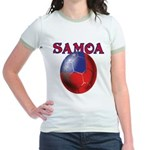 Samoa football team Jr. Ringer T-Shirt
