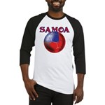 Samoa football team Baseball Jersey