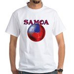 Samoa football team White T-Shirt