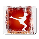 Figure Skating Mousepad