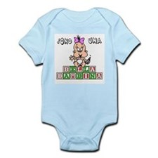 Bella Bambina Italian Infant Bodysuit
