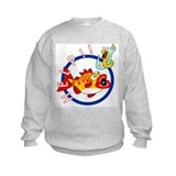 A worm Sweatshirt