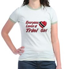 Everyone loves a Trini girl T