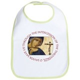 Unique Saint mary Bib