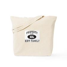 Property of Kipp Family Tote Bag