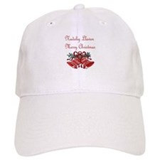 Welsh Christmas Baseball Cap