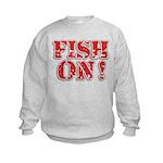 Fish On! Kids Sweatshirt