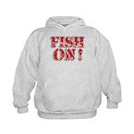 Fish On! Kids Hoodie