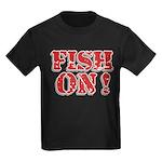 Fish On! Kids Dark T-Shirt