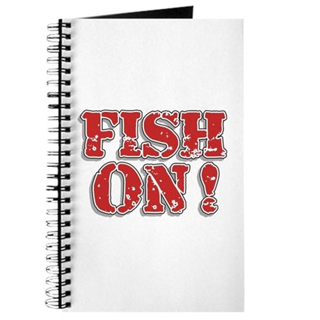 Fish On! Journal