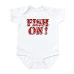 Fish On! Infant Bodysuit