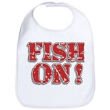 Fish On! Bib