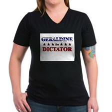 GERALDINE for dictator Shirt