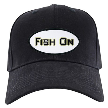 Fish On (2) Black Cap
