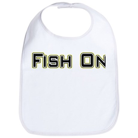 Fish On (2) Bib