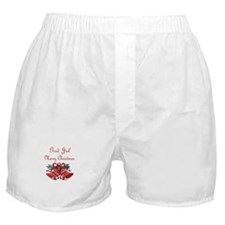 Swedish Christmas Boxer Shorts
