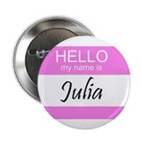 Julia 2.25&quot; Button (100 pack)