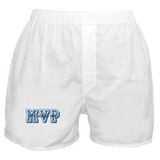 MVP-MOST VALUABLE PAPA Boxer Shorts