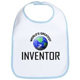 World's Greatest INVENTOR Bib