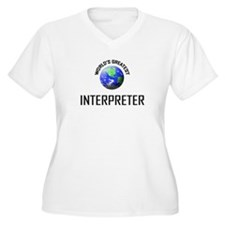 World's Greatest INTERPRETER T-Shirt