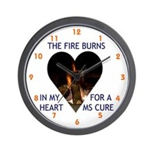Time for dressage Wall Clock