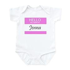 Jenna Infant Creeper