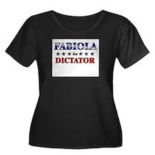 FABIOLA for dictator T