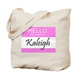 Kaleigh Tote Bag
