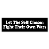 New Section Bumper Bumper Sticker