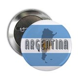 "Argentina Flag Extra 2.25"" Button (10 pack)"