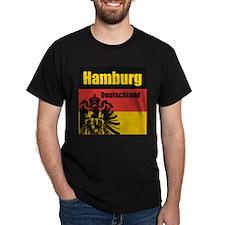 Hamburg Deutschland T-Shirt