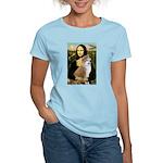 Mona / Akita (br&w) Women's Light T-Shirt