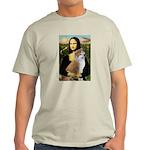 Mona / Akita (br&w) Light T-Shirt