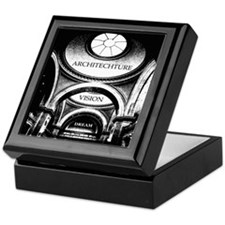 Architechture Keepsake Box