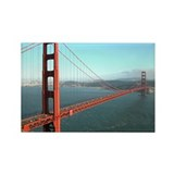Golden Gate Bridge - Rectangle Magnet (100 pack)