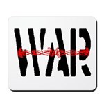 WAR Mousepad