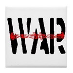 WAR Tile Coaster