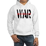 WAR Hooded Sweatshirt