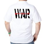 WAR Golf Shirt