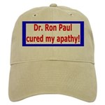 Ron Paul cure-4 Cap