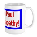 Ron Paul cure-4 Large Mug