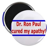 Ron Paul cure-4 Magnet