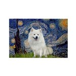 Starry-Am. Eskimo Dog Rectangle Magnet (10 pack)