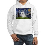 Starry-Am. Eskimo Dog Hooded Sweatshirt