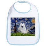 Starry-Am. Eskimo Dog Bib
