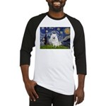 Starry-Am. Eskimo Dog Baseball Jersey